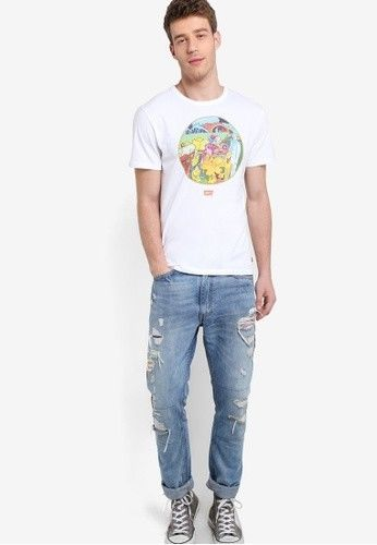 NEW Mens LEVIS 505 C ® HARRY wash 29998-0002 SLIM STRAIGHT LEG JEAN size W36 L32 ebay