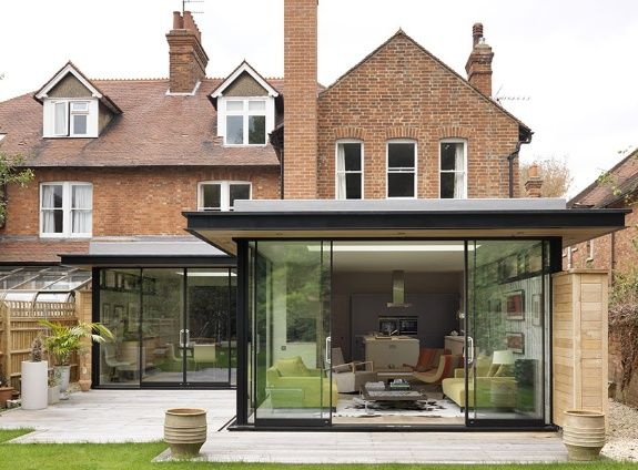 Sociable Family Living Bulthaup By Kitchen Architecture. Roof  ExtensionExtension IdeasGlass ...