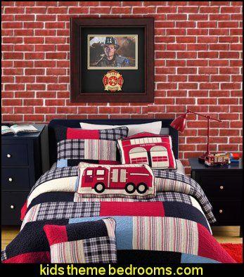 Best 25 Firefighter bedroom ideas only on Pinterest Firefighter