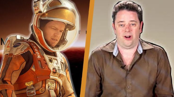 "NASA Scientist Reviews ""The Martian"" on video.buzzfeed.com"