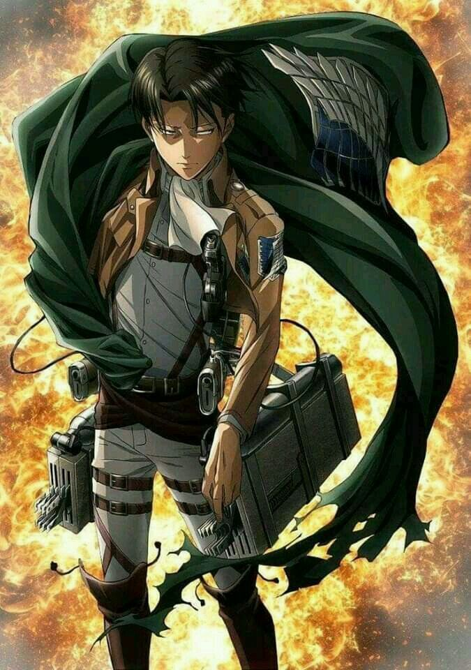 Levai ليفاي Attack On Titan Art Attack On Titan Anime Attack On Titan Fanart