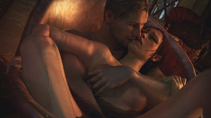 Cullen x Inquisitor - Melting Ice by raccooncitizen.deviantart.com on @DeviantArt