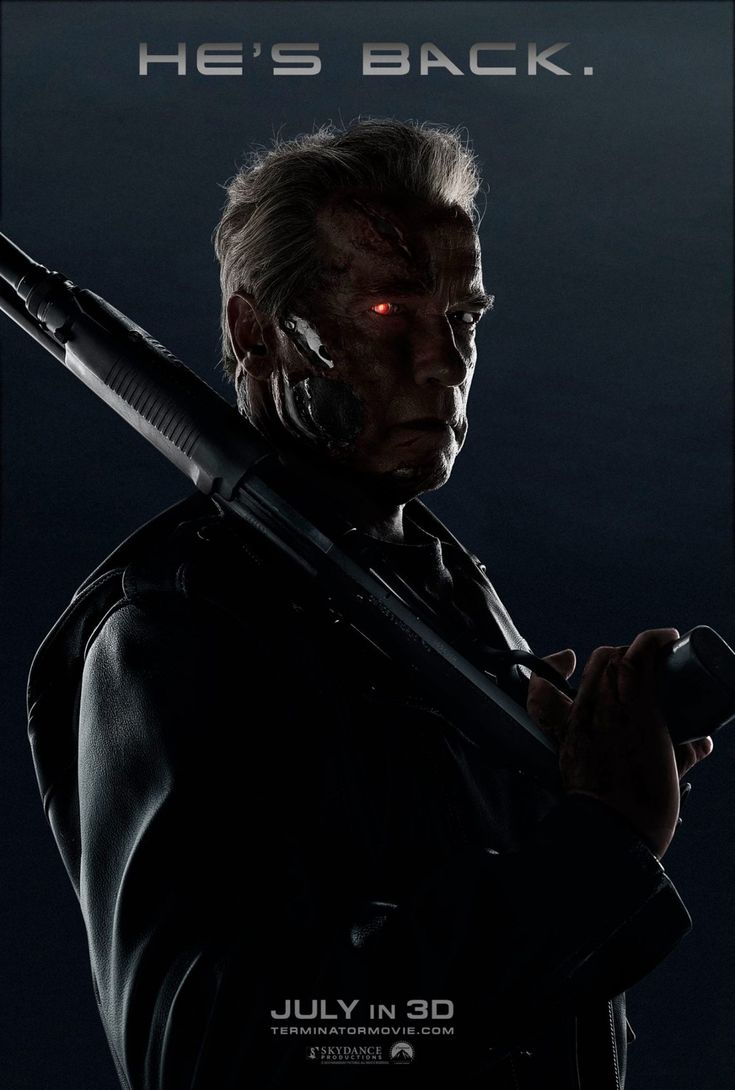 Return to the main poster page for Terminator Genisys