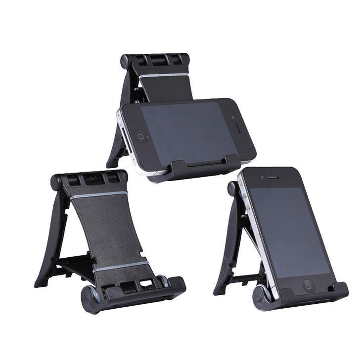 Stand για iPhone/iPad/iPod/tablet - Μαύρη