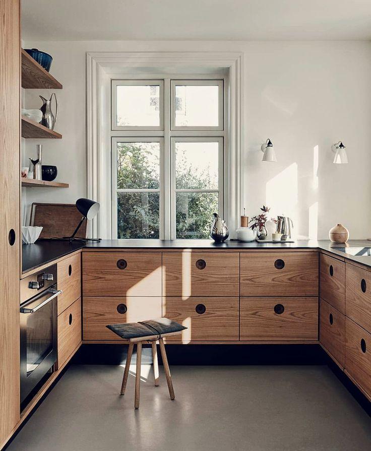 Minimal Kitchen Interior Inspo Interior Design Kitchen