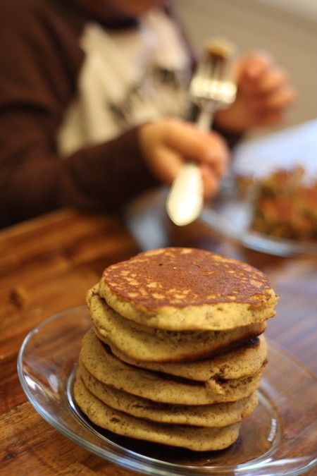 about Gluten Free Eating on Pinterest | Pumpkin protein pancakes ...