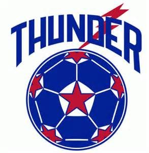 The San Antonio Thunder were an American soccer team founded in 1975 as a member of the North American Soccer League. The team existed only two seasons in San Antonio, Texas before moving to Hawaii.