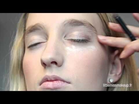 Tutos Maquillage facile et naturel des yeux
