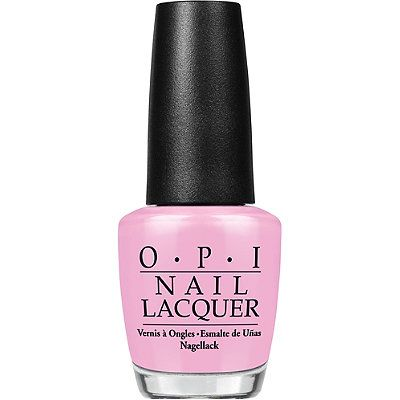 OPI Hawaii Nail Lacquer Collection Suzi Shops & Island Hops (light pink)