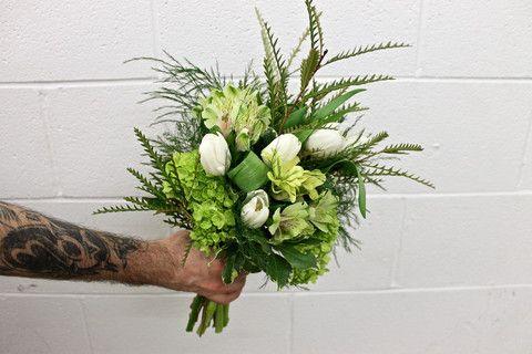 Bouquet Viridis