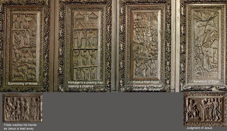 Bottom six panels