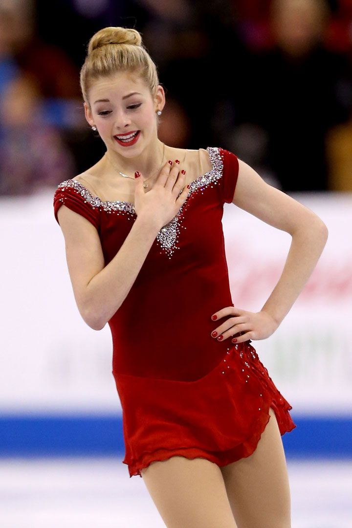 Figure Skating Costume Facts - Things You Don't Know About Figure Skating Costumes - Cosmopolitan