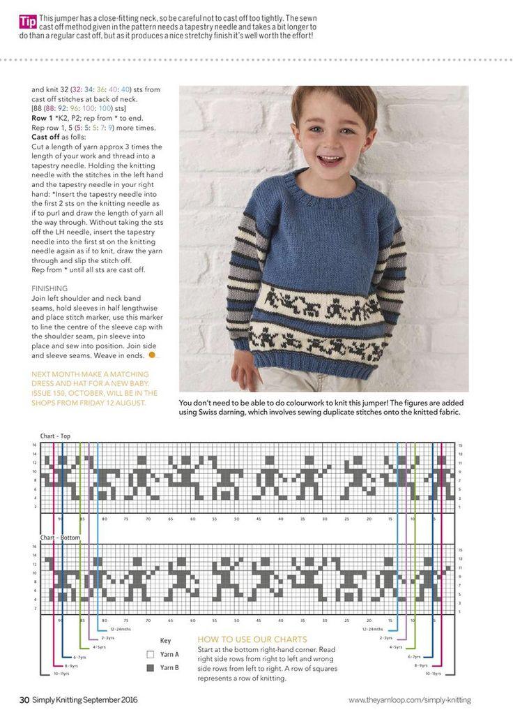 Simply Knitting №149 2016 - 轻描淡写 - 轻描淡写