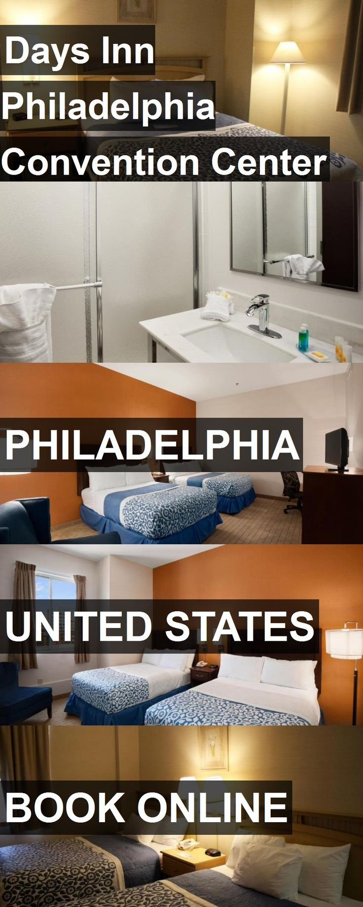 Hotel Days Inn Philadelphia Convention Center in Philadelphia, United States. For more information, photos, reviews and best prices please follow the link. #UnitedStates #Philadelphia #DaysInnPhiladelphiaConventionCenter #hotel #travel #vacation