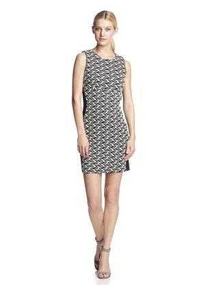 65% OFF W118 by Walter Baker Women's Randal Dress (Geometric Square)