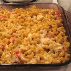 how to make 1 lb cooked elbow macaroni