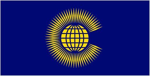 British Commonwealth Flag