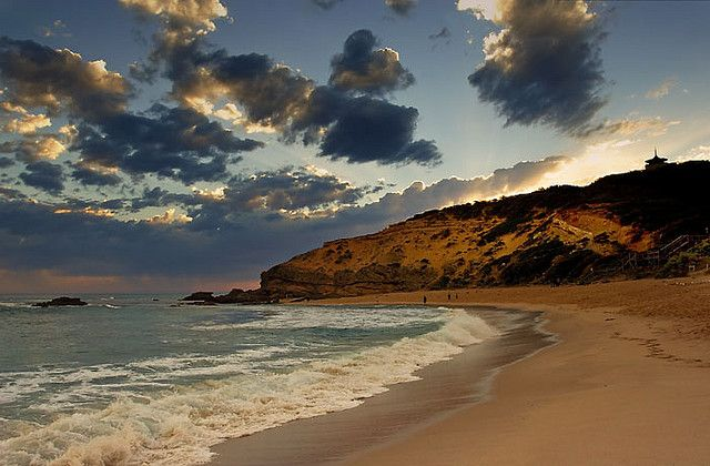 The Sorrento Back Beach at Sorrento, Victoria, Australia.    © Darren Stones  All Rights Reserved