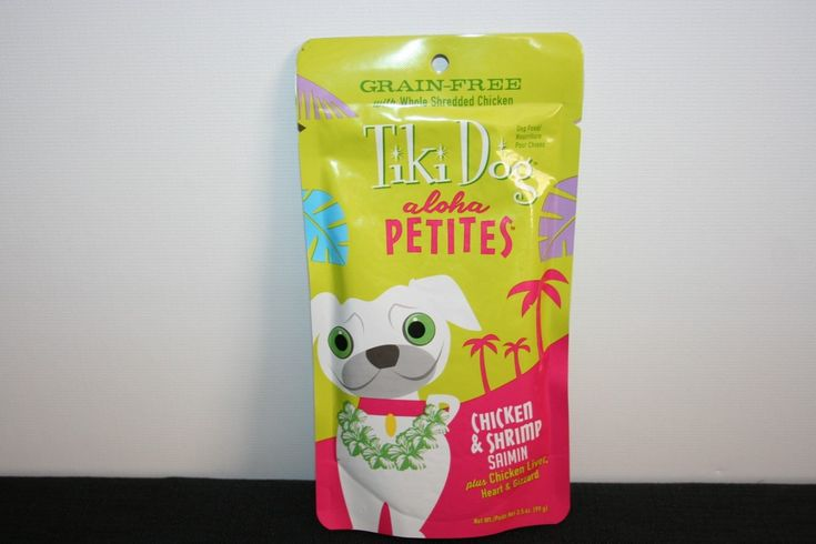 Wet Dog Food Pouches