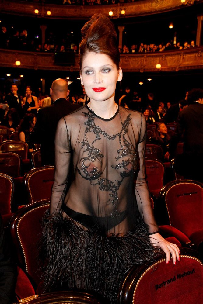 Laetitia Casta Césars Ceremony Feb 2010 ♥