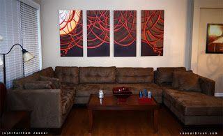 Jassar's Blog: Abstract Painting