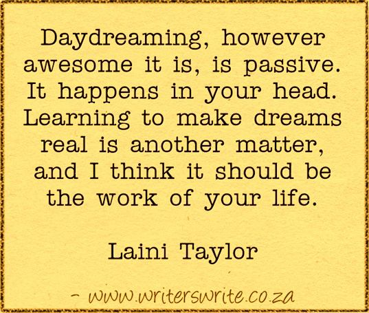 Quotable - Laini Taylor - Writers Write