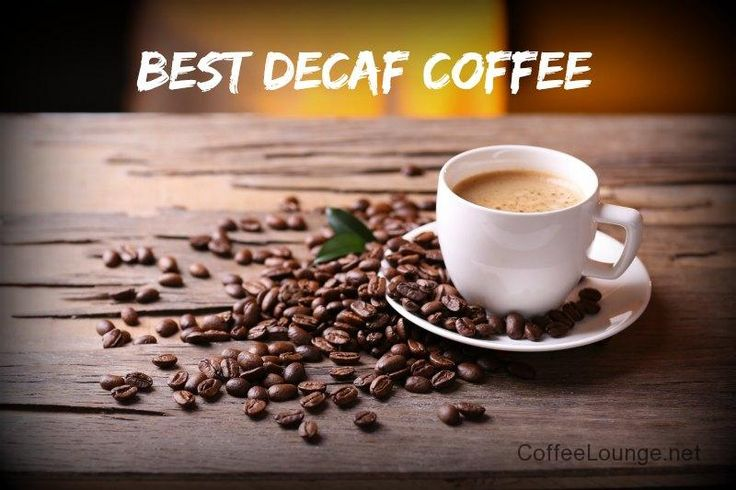 What's the best decaf coffee?