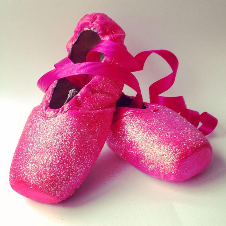 Glitter Ballet Dance Shoes