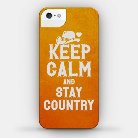 Keep Calm And Stay Country #sunset #country #phonecase
