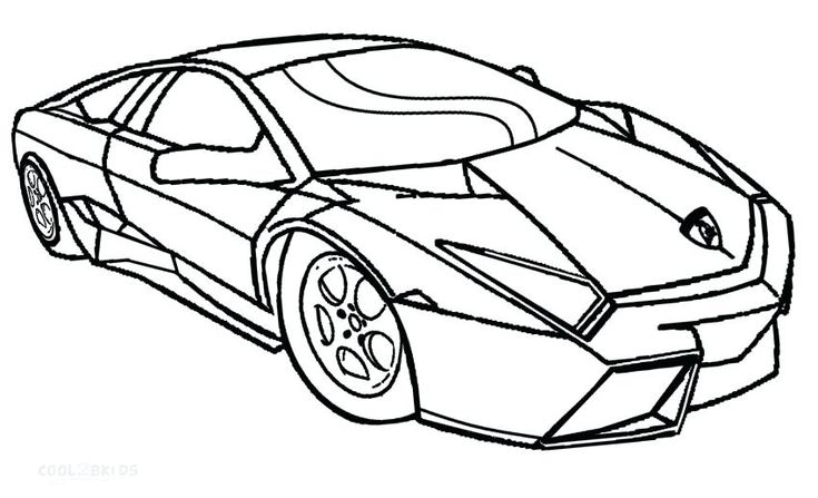 lamborghini kleurplaat great coloring pages for kids
