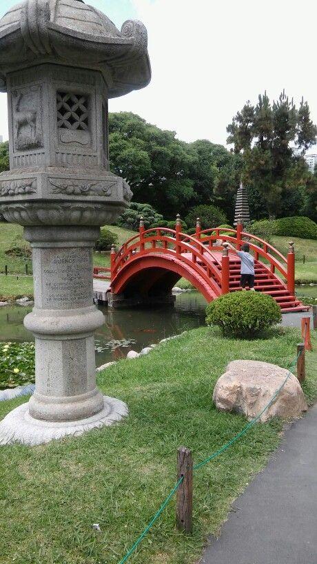 Jardín Japonés en Buenos Aires, Buenos Aires C.F.