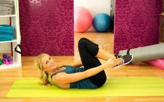 Du möchtest endlich wieder in deine Lieblingsjeans passen? Dann solltest du unbedingt unser Bein- & Po-Workout machen ...