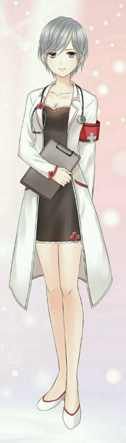 Medical outfit--doctor/nurse/vet