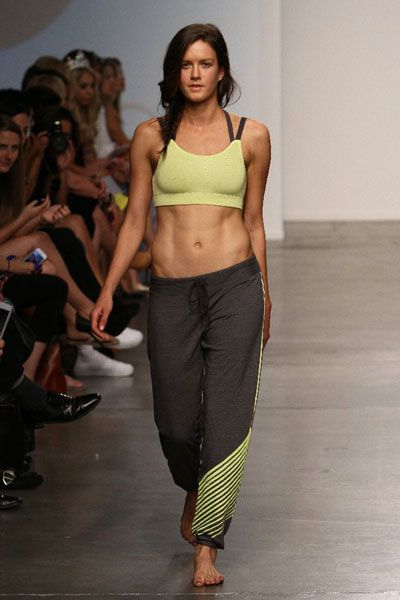 Checkout these RUNway looks from Oiselle's spring 2014 collection: http://www.womenshealthmag.com/style/oiselle-fashion-show?cm_mmc=Pinterest-_-WomensHealth-_-content-style-_-oisellefashionshow (Many feature real runners and Oiselle staffers!)