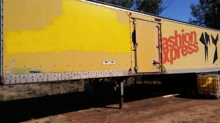 Price drop!! 1984 41ft Maxicube pantech semi trailer | Trailers | Gumtree Australia Loddon Area - Wychitella | 1142324363