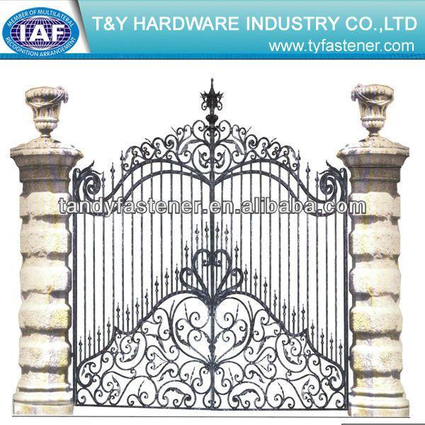 Forged Iron Metal Gate Design $10~$1000