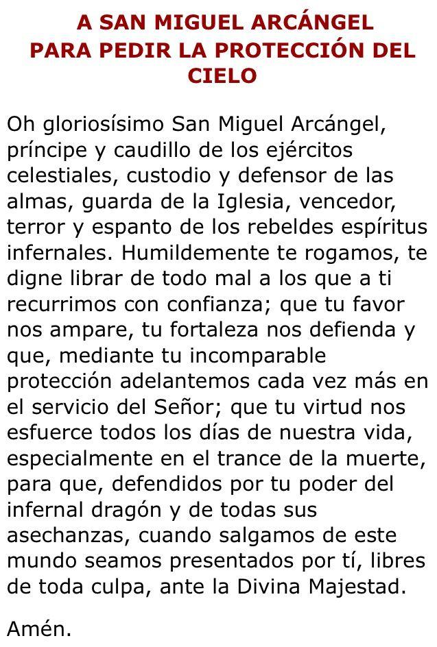 Arcangel San Miguel                                                                                                                                                                                 Más