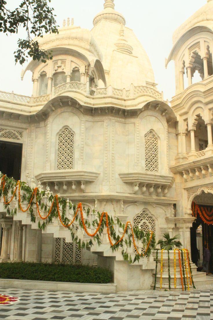 ISKCON Temple . Vrindavan