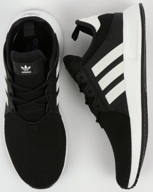 super popular c1916 e51fa Adidas XPLR Trainers BlackWhite