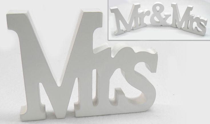 Ξύλινο διακοσμητικό επιτραπέζιο MRS  ΔΙΑΣΤΑΣΕΙΣ: 15cm x 11cm x 1.8cm