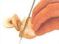 vcielkaisr-mojerecepty: Príprava húb