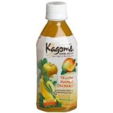 Kagome Live True, 100% Juice, Yellow Mango Orchard, 11.5-Ounce Units (Pack of 12) (Grocery)By Kagome