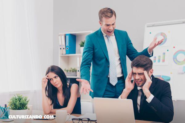 5 tipos de jefes tóxicos: cómo convivir y salir fortalecidos
