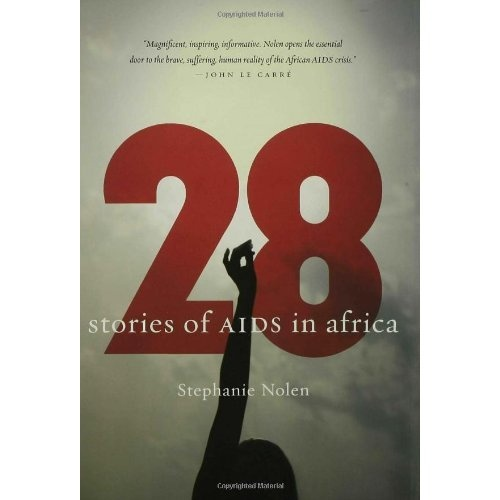 28 stories of aids in africa book review