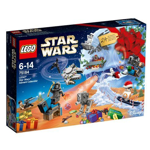 Superb LEGO 75184 Star Wars Advent Calendar Now At Smyths Toys UK! Buy Online Or Collect At Your Local Smyths Store! We Stock A Great Range Of LEGO Star Wars At Great Prices.