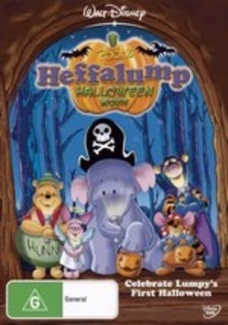 halloween heffalump coloring pages - photo#44