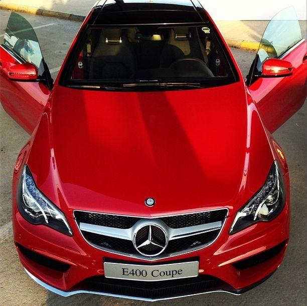 Mercedes-Benz E 400 AMG line