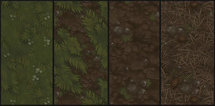 Hand painted environment - Wood house - Page 2 - Polycount Forum