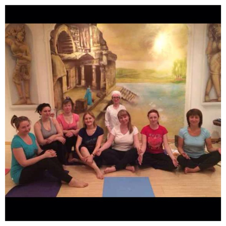 Yoga in IndRa