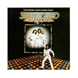 Saturday Night Fever. Great disco album and movie